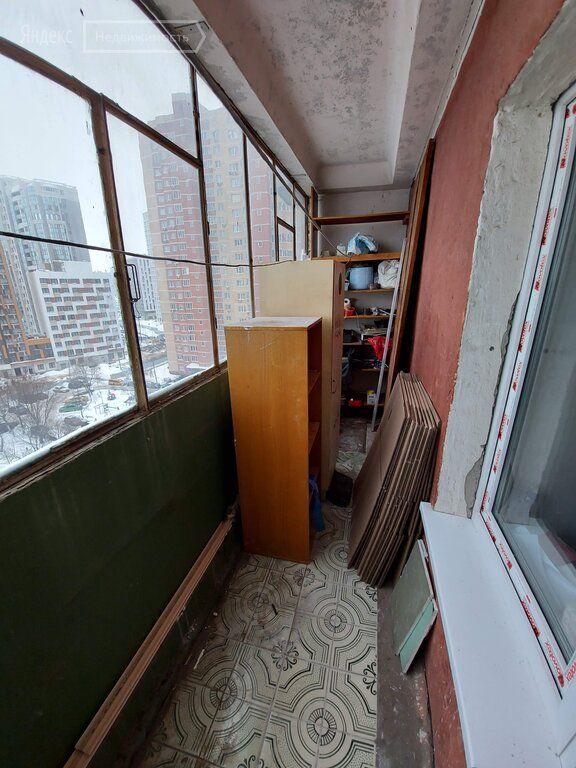 Продажа трёхкомнатной квартиры рабочий поселок Новоивановское, улица Агрохимиков 7, цена 9500000 рублей, 2021 год объявление №559341 на megabaz.ru