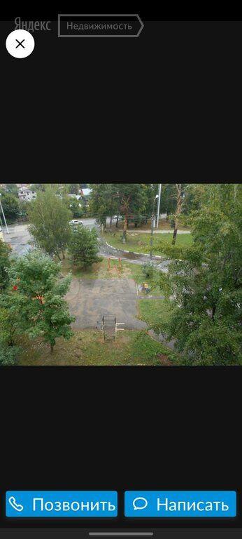Аренда однокомнатной квартиры Наро-Фоминск, улица Найдова-Железова 1, цена 18000 рублей, 2021 год объявление №1314949 на megabaz.ru