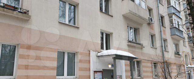 Продажа однокомнатной квартиры Москва, метро Профсоюзная, Новочерёмушкинская улица 31, цена 10500000 рублей, 2021 год объявление №577614 на megabaz.ru