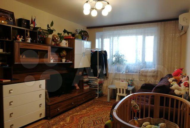 Продажа однокомнатной квартиры рабочий посёлок Селятино, Теннисная улица 48, цена 5550000 рублей, 2021 год объявление №397490 на megabaz.ru