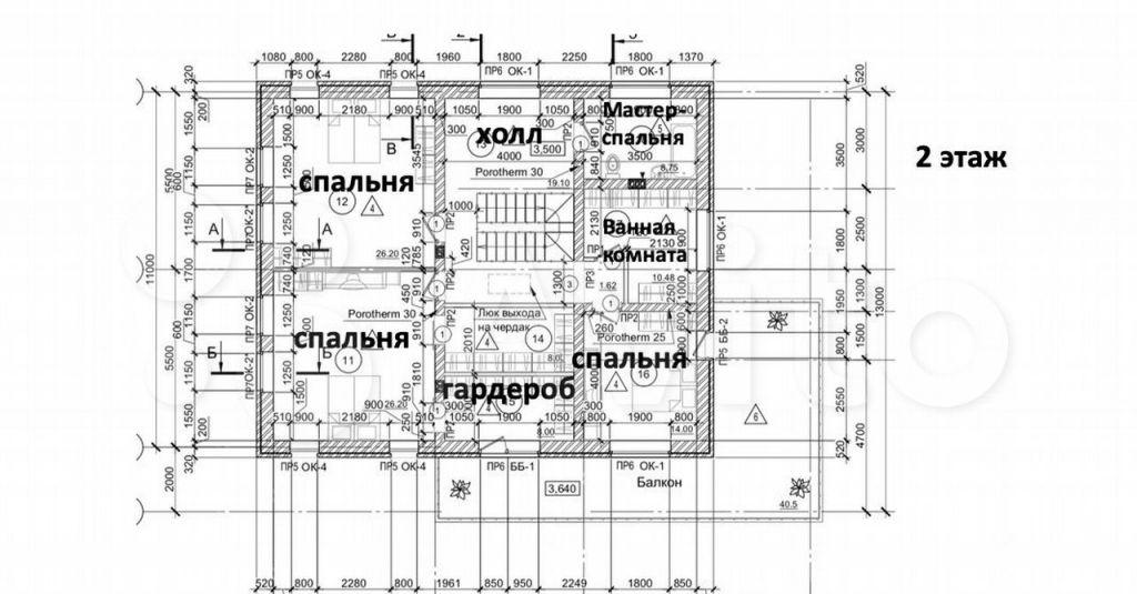 Продажа дома деревня Большое Петровское, 7-я Петровская улица 7, цена 47000000 рублей, 2021 год объявление №661402 на megabaz.ru