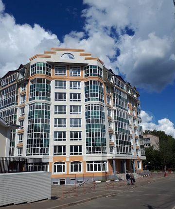 Продажа двухкомнатной квартиры Сергиев Посад, Красный переулок 4к1, цена 5850000 рублей, 2021 год объявление №578693 на megabaz.ru