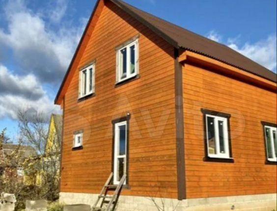 Продажа дома деревня Семенково, цена 1400000 рублей, 2021 год объявление №596273 на megabaz.ru