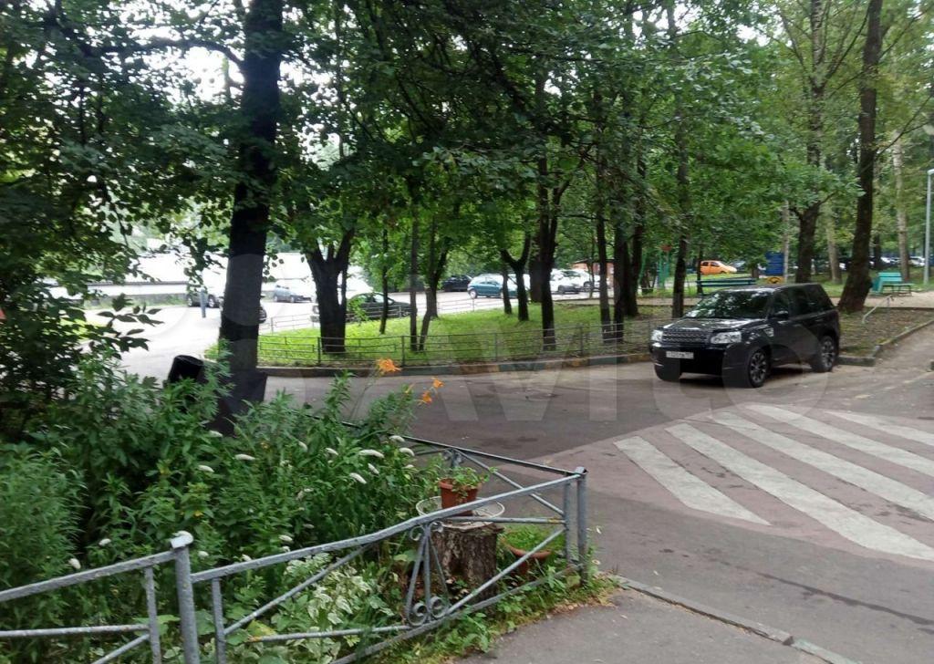 Продажа однокомнатной квартиры Москва, метро Южная, Сумской проезд 25к1, цена 8100000 рублей, 2021 год объявление №651931 на megabaz.ru