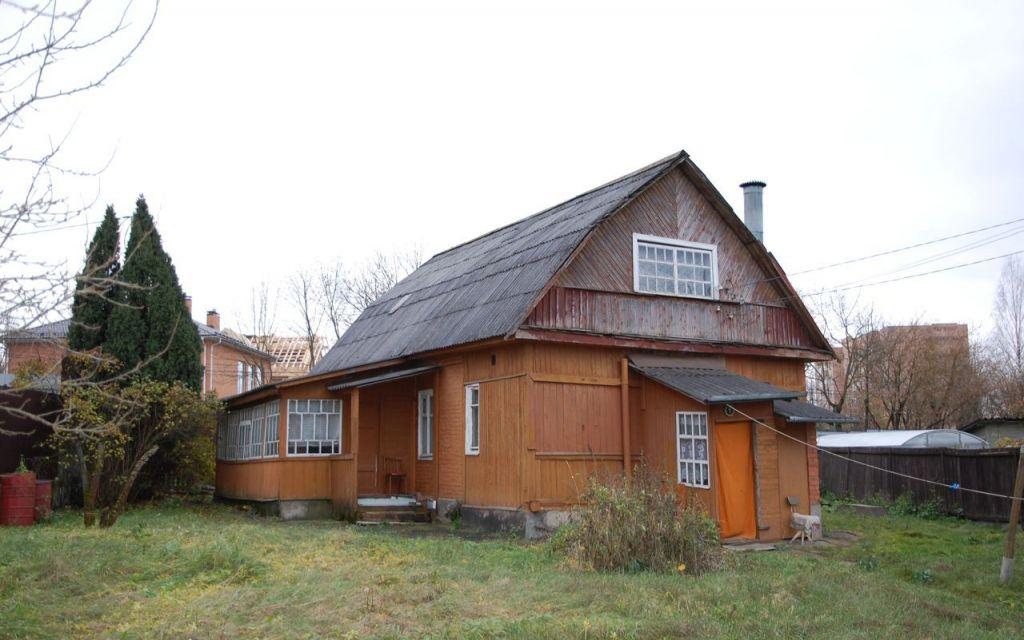 Продажа дома Истра, Советская улица уч46, цена 5500000 рублей, 2021 год объявление №531679 на megabaz.ru