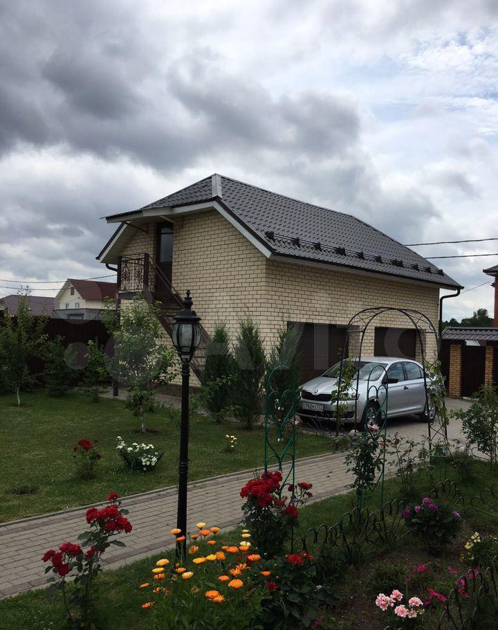 Продажа дома деревня Гришенки, цена 16000000 рублей, 2021 год объявление №610559 на megabaz.ru