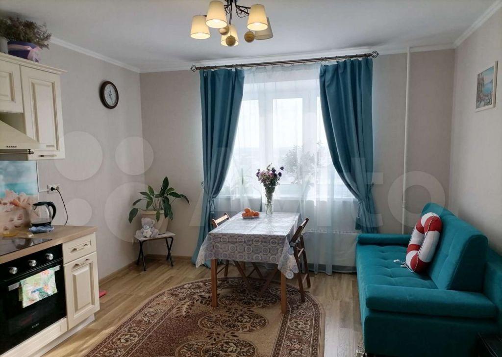 Аренда однокомнатной квартиры село Рождествено, Сиреневый бульвар 16, цена 24000 рублей, 2021 год объявление №1429650 на megabaz.ru