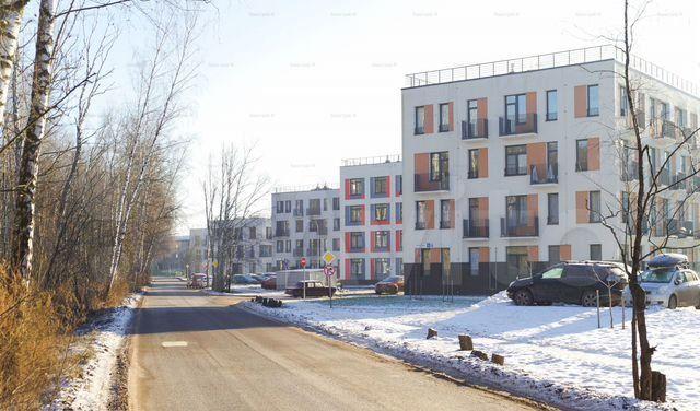 Продажа однокомнатной квартиры поселок Мещерино, цена 6102000 рублей, 2021 год объявление №595738 на megabaz.ru