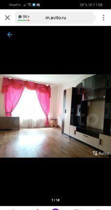Продажа однокомнатной квартиры поселок Литвиново, цена 2300000 рублей, 2021 год объявление №552647 на megabaz.ru