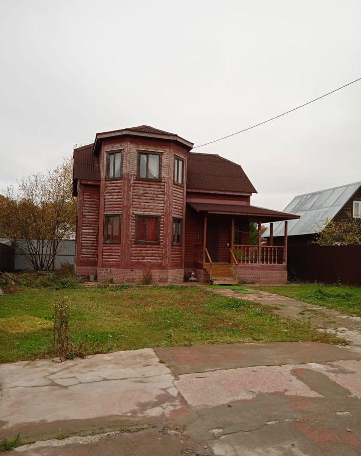 Продажа дома деревня Грибки, улица 2-я Линия 8, цена 2500000 рублей, 2021 год объявление №560074 на megabaz.ru