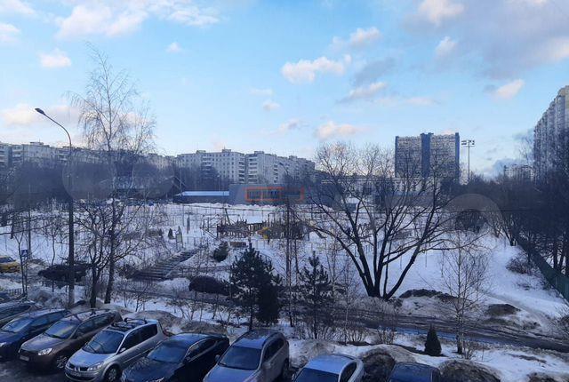 Продажа однокомнатной квартиры Москва, метро Ясенево, Ясногорская улица 17к2, цена 9599990 рублей, 2021 год объявление №578228 на megabaz.ru