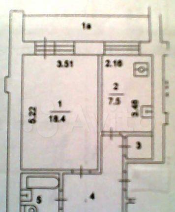 Продажа однокомнатной квартиры Москва, метро Улица 1905 года, Малая Грузинская улица 46, цена 13800200 рублей, 2021 год объявление №560090 на megabaz.ru