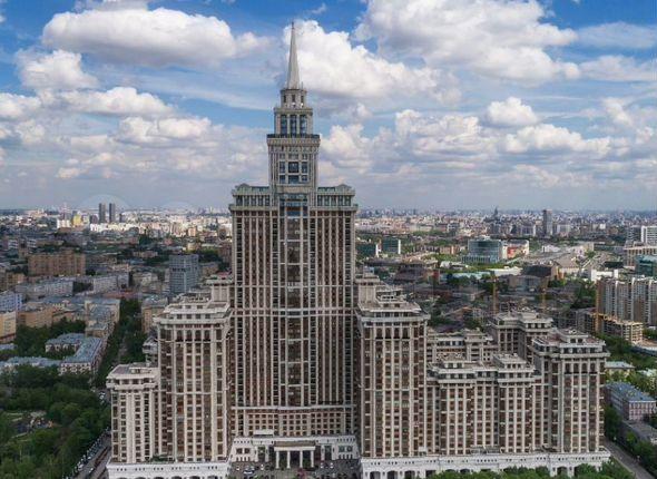 Продажа двухкомнатной квартиры Москва, метро Аэропорт, Чапаевский переулок 3, цена 39000000 рублей, 2021 год объявление №578308 на megabaz.ru