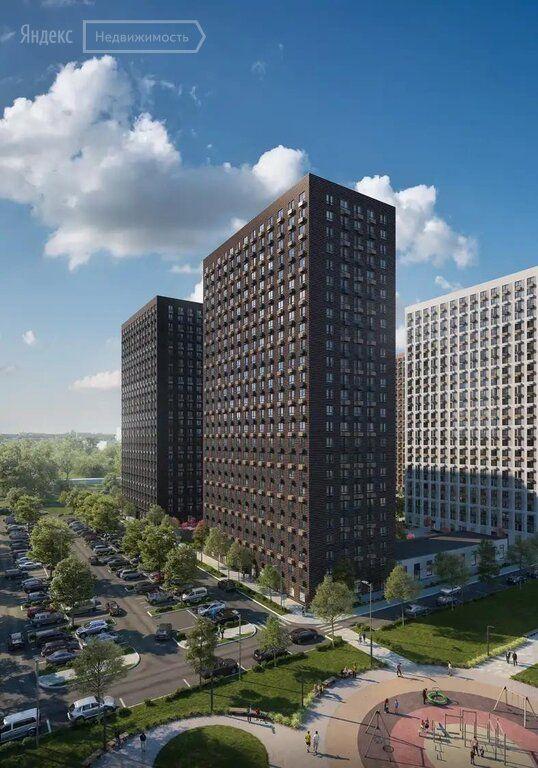 Продажа двухкомнатной квартиры Котельники, цена 9000000 рублей, 2021 год объявление №574248 на megabaz.ru