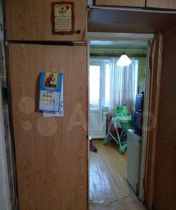 Продажа двухкомнатной квартиры Ногинск, Октябрьская улица 85Ж, цена 3000000 рублей, 2021 год объявление №578330 на megabaz.ru