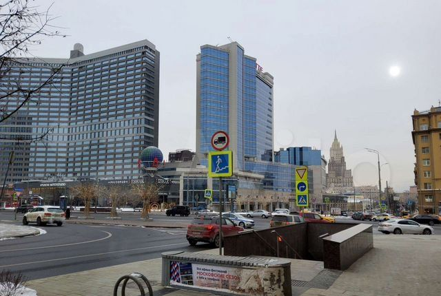 Продажа студии Москва, метро Смоленская, Новинский бульвар 15, цена 7700000 рублей, 2021 год объявление №578220 на megabaz.ru