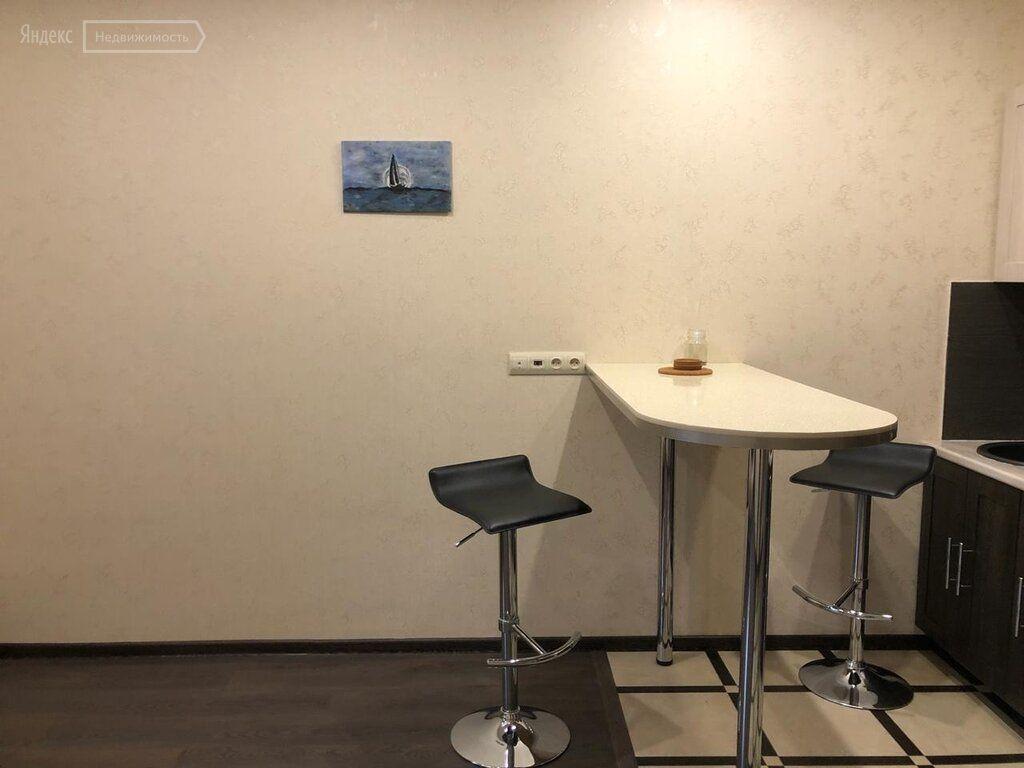 Аренда студии рабочий посёлок Нахабино, улица Королёва 6, цена 25000 рублей, 2021 год объявление №1316273 на megabaz.ru