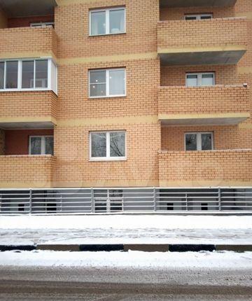 Продажа однокомнатной квартиры поселок Смирновка, цена 2900000 рублей, 2021 год объявление №560386 на megabaz.ru