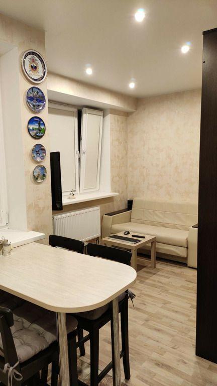 Продажа студии деревня Щемилово, улица Орлова 4, цена 3500000 рублей, 2021 год объявление №574953 на megabaz.ru