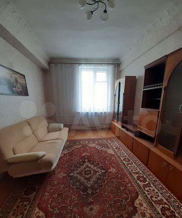 Аренда трёхкомнатной квартиры Подольск, Литейная улица 34/2, цена 35000 рублей, 2021 год объявление №1335435 на megabaz.ru