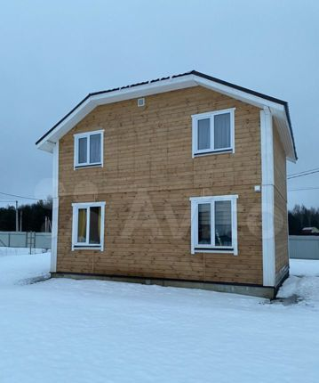Продажа дома деревня Назарьево, Родниковая улица 9, цена 3400000 рублей, 2021 год объявление №560492 на megabaz.ru