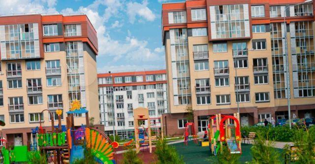 Продажа однокомнатной квартиры рабочий посёлок Нахабино, улица Белобородова, цена 3520000 рублей, 2021 год объявление №562649 на megabaz.ru