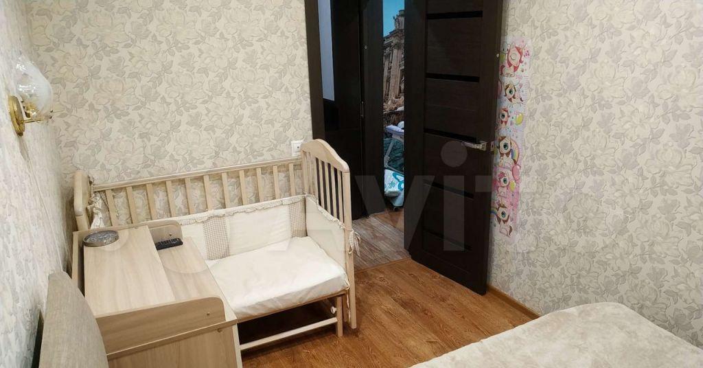 Продажа двухкомнатной квартиры Сергиев Посад, Клубная улица 3, цена 4700000 рублей, 2021 год объявление №709068 на megabaz.ru