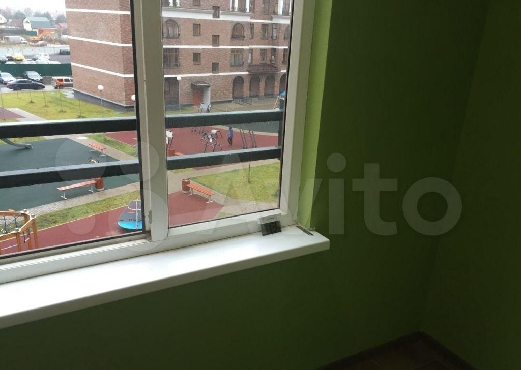 Продажа однокомнатной квартиры деревня Сабурово, Парковая улица 9, цена 5500000 рублей, 2021 год объявление №603605 на megabaz.ru