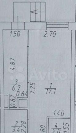 Аренда студии деревня Горки, Туровская улица 3, цена 19000 рублей, 2021 год объявление №1311394 на megabaz.ru