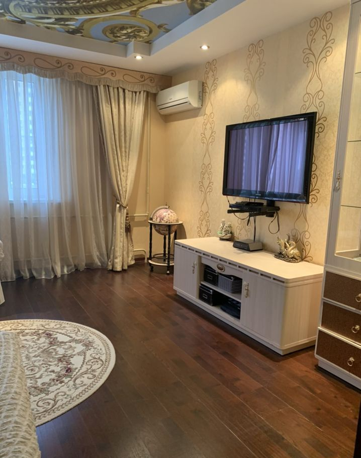 Аренда двухкомнатной квартиры рабочий посёлок Нахабино, цена 35000 рублей, 2021 год объявление №1317407 на megabaz.ru