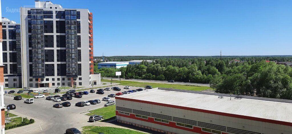 Продажа однокомнатной квартиры Раменское, Молодёжная улица 27, цена 4900000 рублей, 2021 год объявление №637891 на megabaz.ru