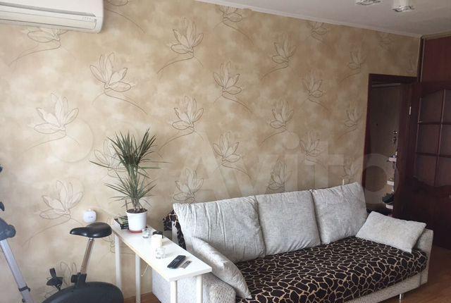 Продажа однокомнатной квартиры поселок ВНИИССОК, Берёзовая улица 8, цена 6000000 рублей, 2021 год объявление №582348 на megabaz.ru