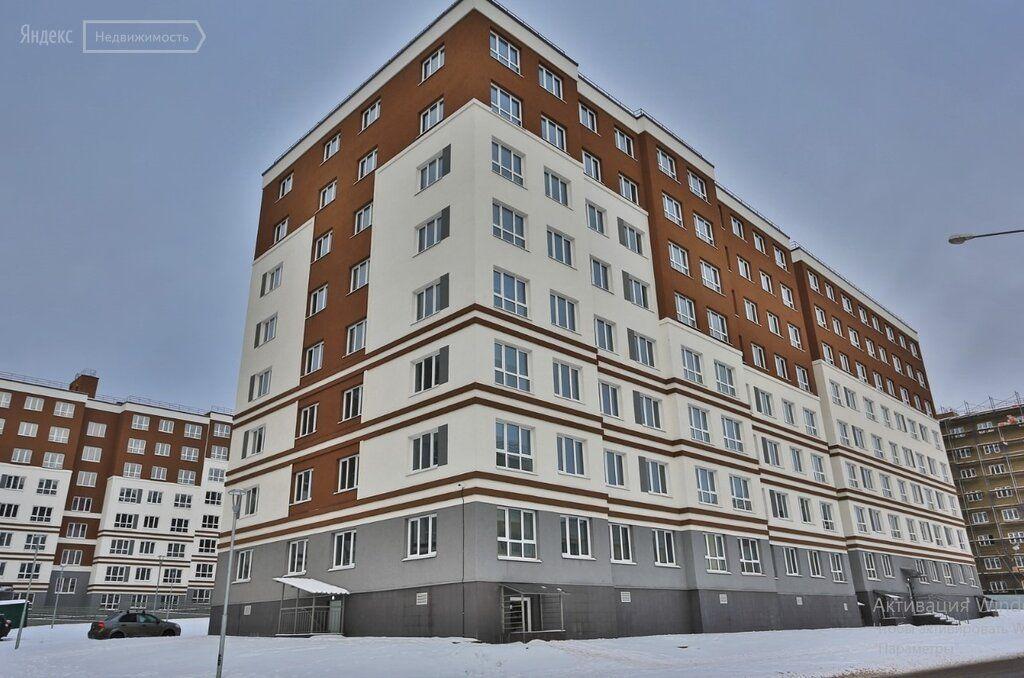 Продажа двухкомнатной квартиры рабочий посёлок Нахабино, Покровская улица 4, цена 4750000 рублей, 2021 год объявление №560812 на megabaz.ru