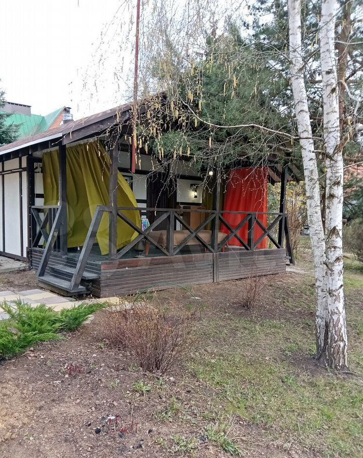 Аренда дома село Верхнее Мячково, Дачная улица 101, цена 45000 рублей, 2021 год объявление №1380607 на megabaz.ru