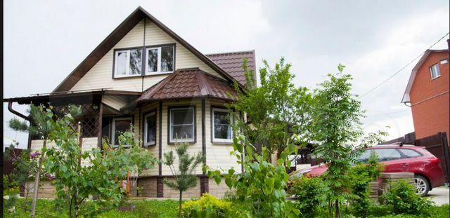 Продажа дома деревня Манушкино, цена 1100000 рублей, 2021 год объявление №581212 на megabaz.ru