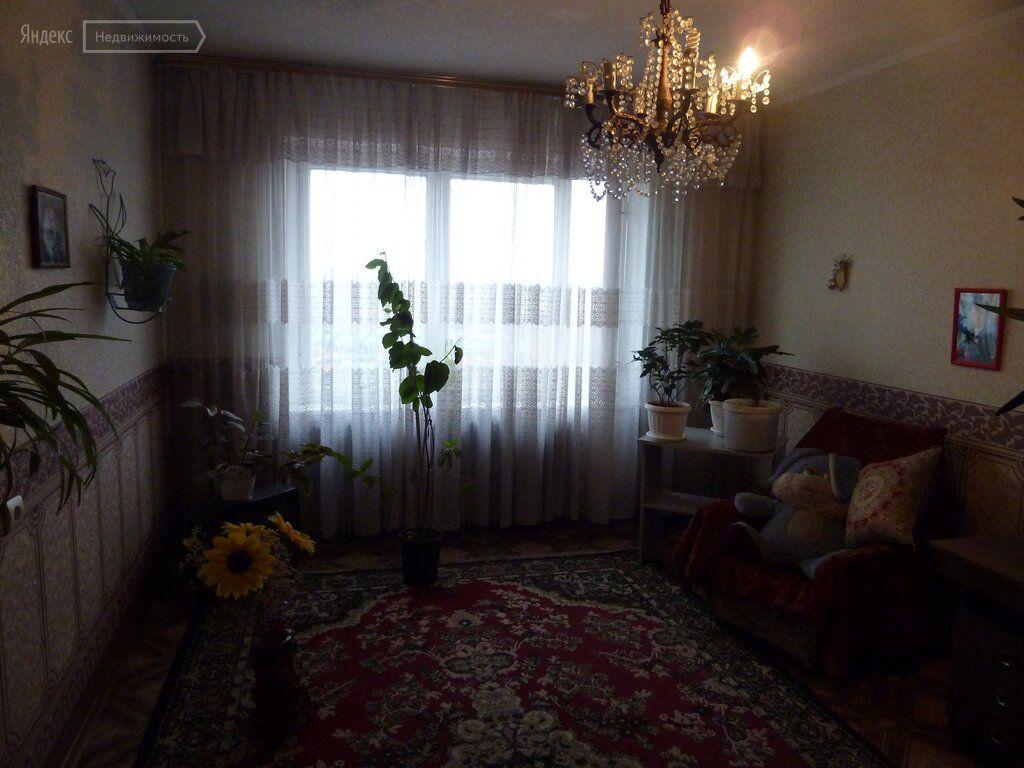 Продажа трёхкомнатной квартиры Орехово-Зуево, улица Володарского 43, цена 3700000 рублей, 2021 год объявление №560866 на megabaz.ru