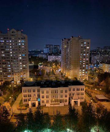 Продажа двухкомнатной квартиры Москва, метро Печатники, улица Гурьянова 2к4, цена 13000000 рублей, 2021 год объявление №560925 на megabaz.ru