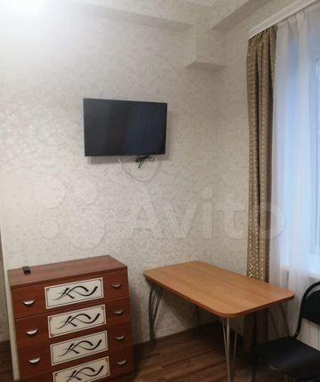 Аренда однокомнатной квартиры деревня Пирогово, Железнодорожная улица 7, цена 17000 рублей, 2021 год объявление №1338616 на megabaz.ru