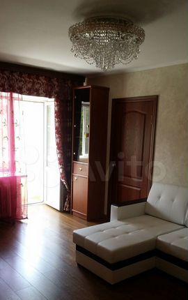 Продажа двухкомнатной квартиры поселок Глебовский, Октябрьская улица 59, цена 4500000 рублей, 2021 год объявление №427910 на megabaz.ru