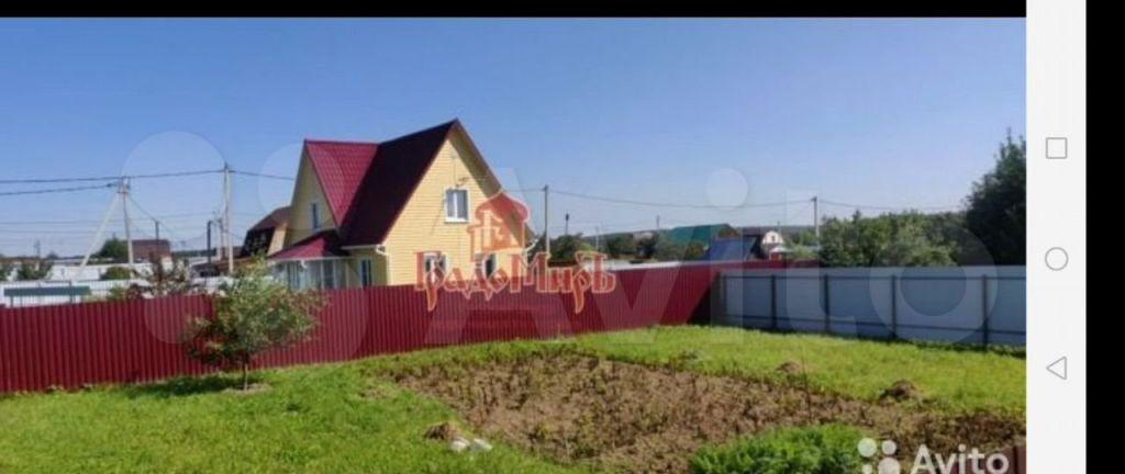 Продажа дома СНТ Рассвет, проезд № 10А, цена 649000 рублей, 2021 год объявление №513785 на megabaz.ru