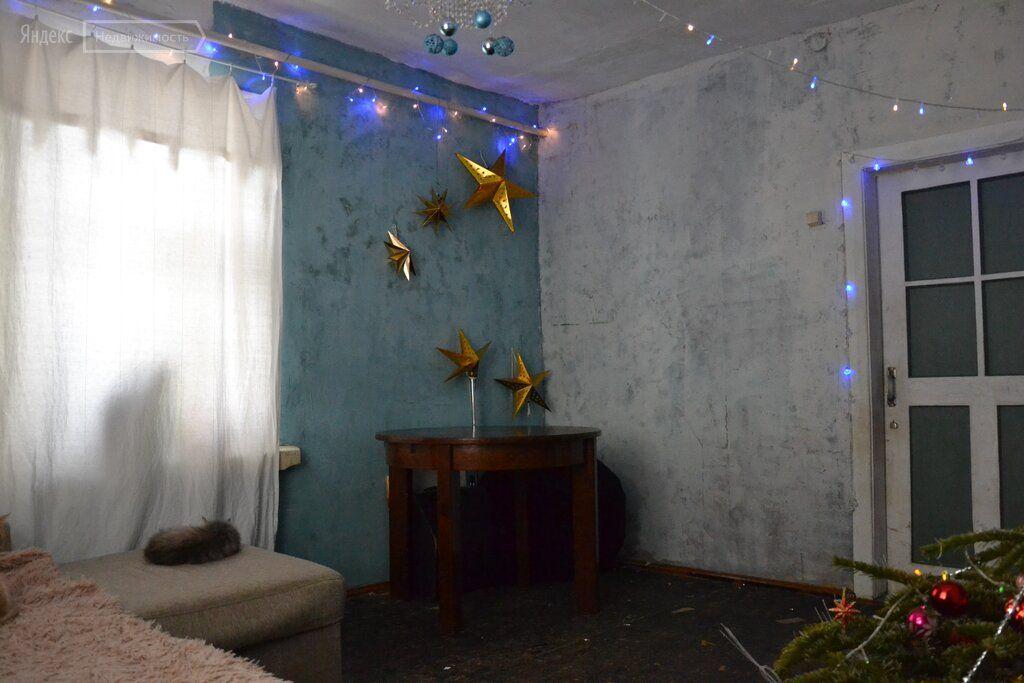Продажа трёхкомнатной квартиры рабочий посёлок Нахабино, Железнодорожная улица 10, цена 4900000 рублей, 2021 год объявление №561659 на megabaz.ru