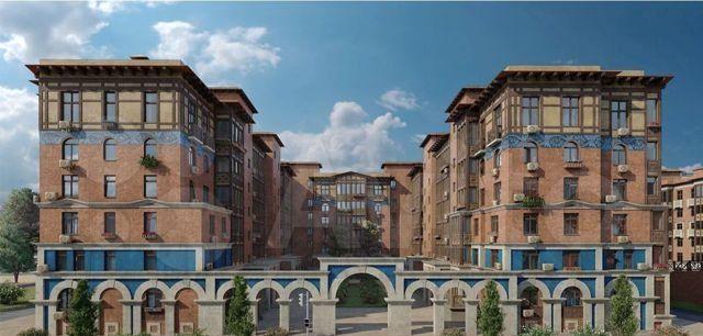 Продажа двухкомнатной квартиры село Николо-Урюпино, цена 7200000 рублей, 2021 год объявление №543451 на megabaz.ru