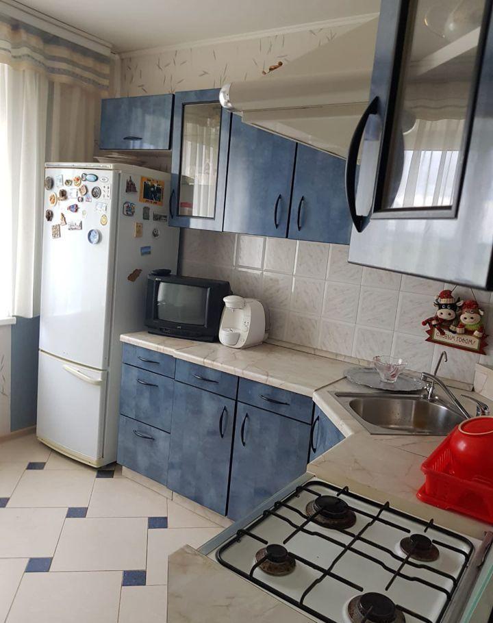 Продажа трёхкомнатной квартиры поселок Глебовский, улица Микрорайон 37, цена 4950000 рублей, 2021 год объявление №561798 на megabaz.ru