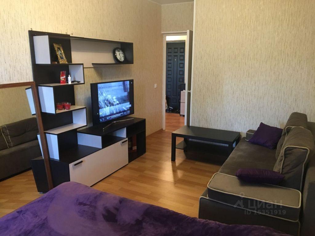 Аренда однокомнатной квартиры поселок Жилино-1, цена 25000 рублей, 2021 год объявление №1418334 на megabaz.ru