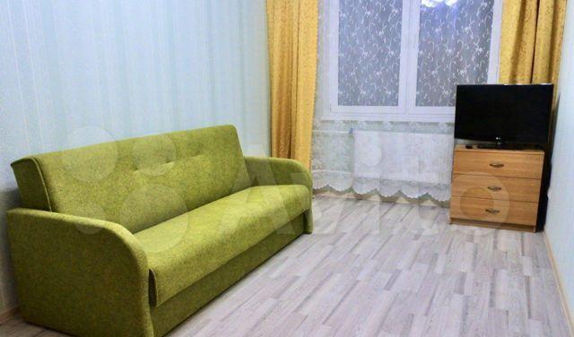 Аренда однокомнатной квартиры Хотьково, Загорская улица 1Ак1, цена 17000 рублей, 2021 год объявление №1318157 на megabaz.ru