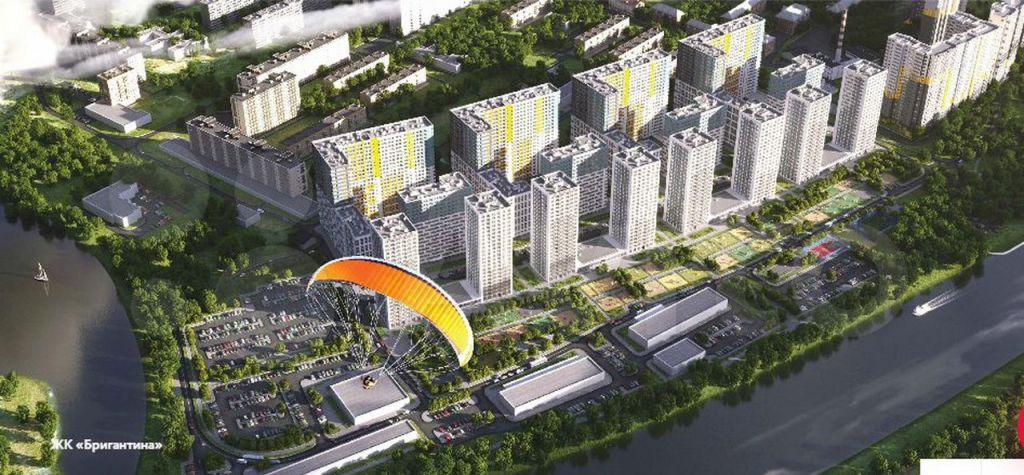 Продажа однокомнатной квартиры Долгопрудный, Заводская улица, цена 5517381 рублей, 2021 год объявление №619184 на megabaz.ru