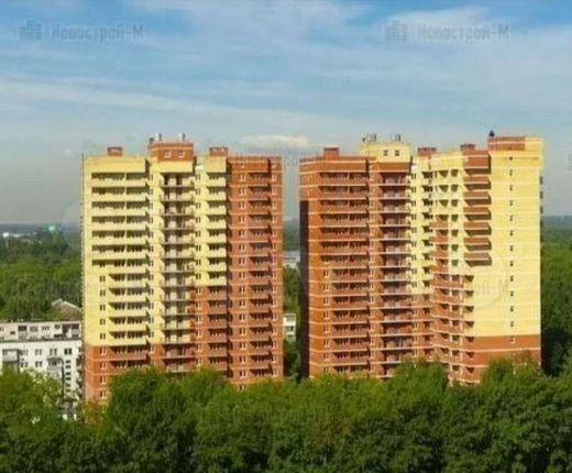 Аренда однокомнатной квартиры Ногинск, Аэроклубная улица 17к1, цена 24000 рублей, 2021 год объявление №1339338 на megabaz.ru