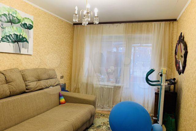 Продажа трёхкомнатной квартиры село Павловская Слобода, улица 1 Мая 12, цена 6600000 рублей, 2021 год объявление №525713 на megabaz.ru