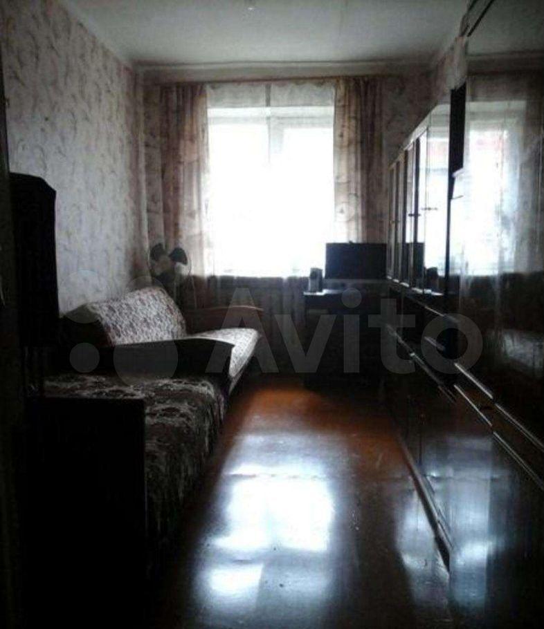 Продажа трёхкомнатной квартиры поселок Красная Пойма, Школьная улица 10, цена 1550000 рублей, 2021 год объявление №625040 на megabaz.ru