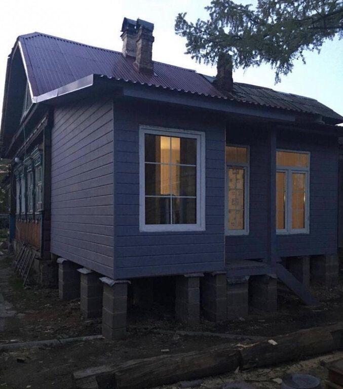 Продажа дома село Жаворонки, 8-я Советская улица 48, цена 2300000 рублей, 2021 год объявление №562366 на megabaz.ru